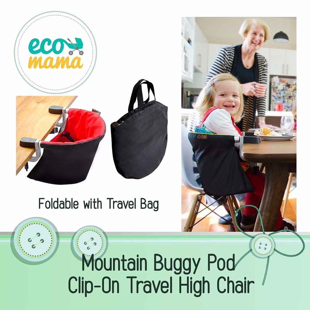 Mountain Buggy Pod Clip On Travel Chair
