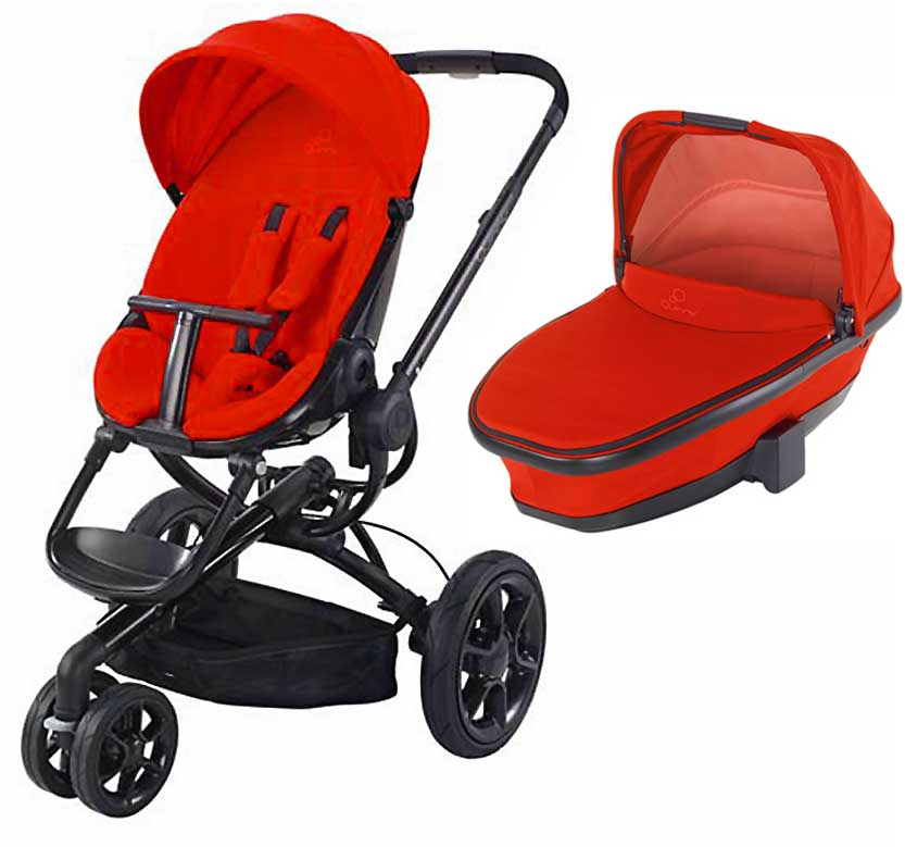 Quinny Foldable Carry Cot
