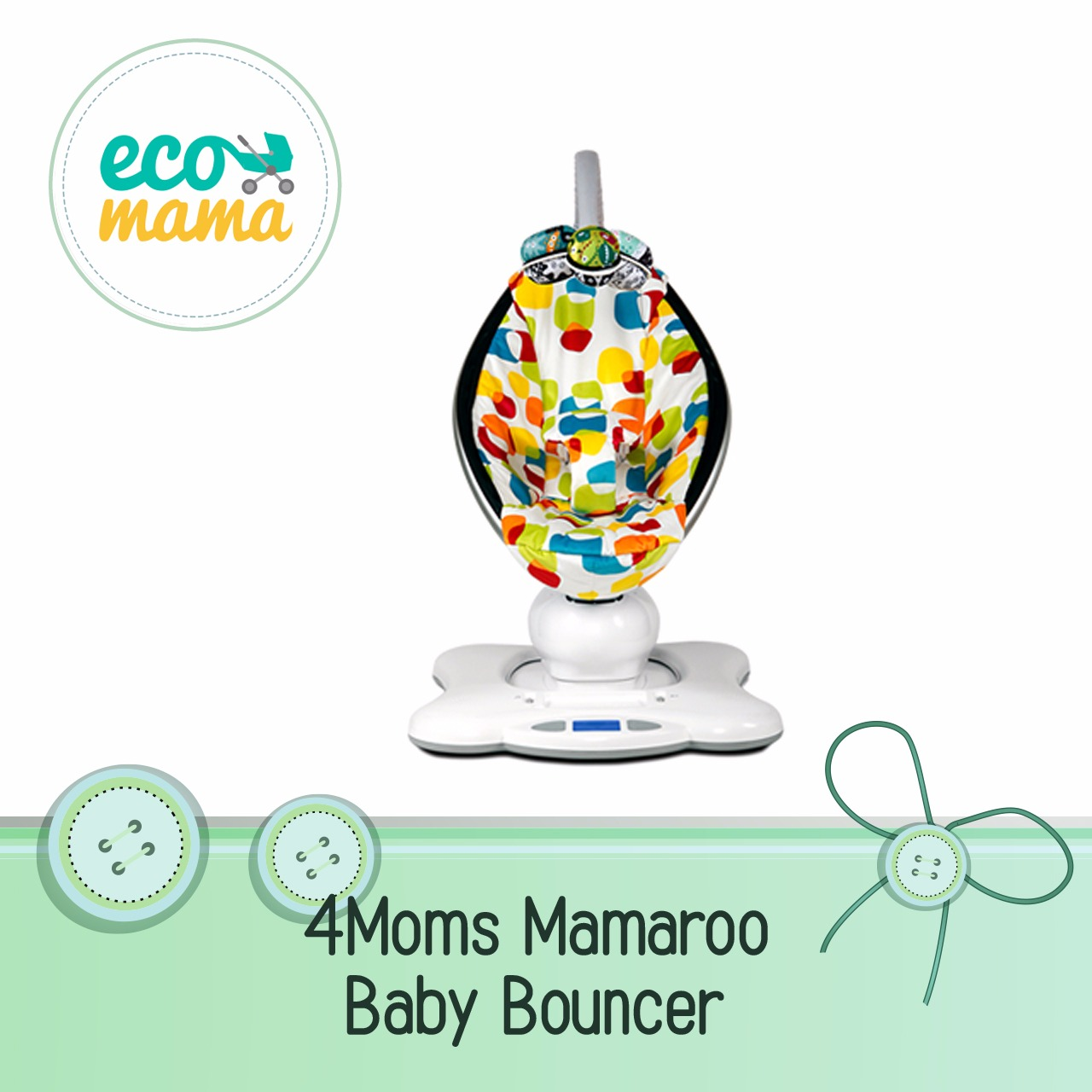 4Moms Infant MamaRoo Baby Bouncer