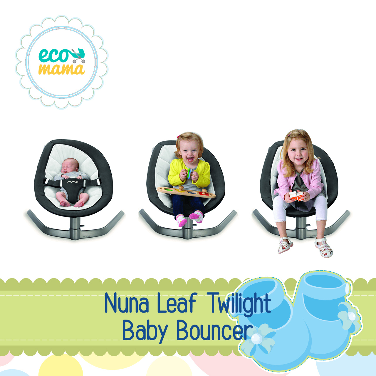 Nuna Leaf Twillight