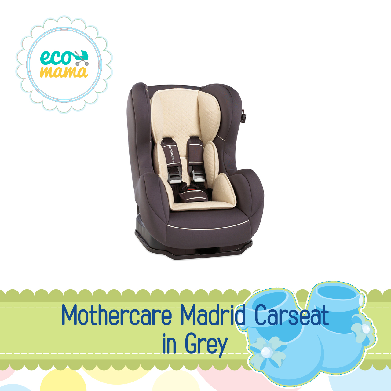 Mothercare Madrid Car Seat