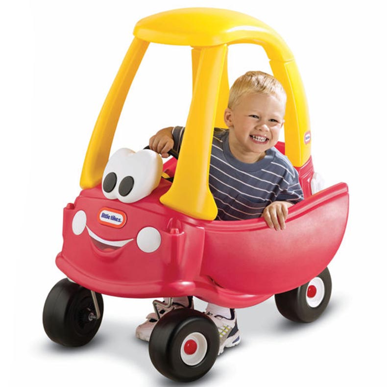 Little Tikes Cozy Coupe 30th Anniversarry Car